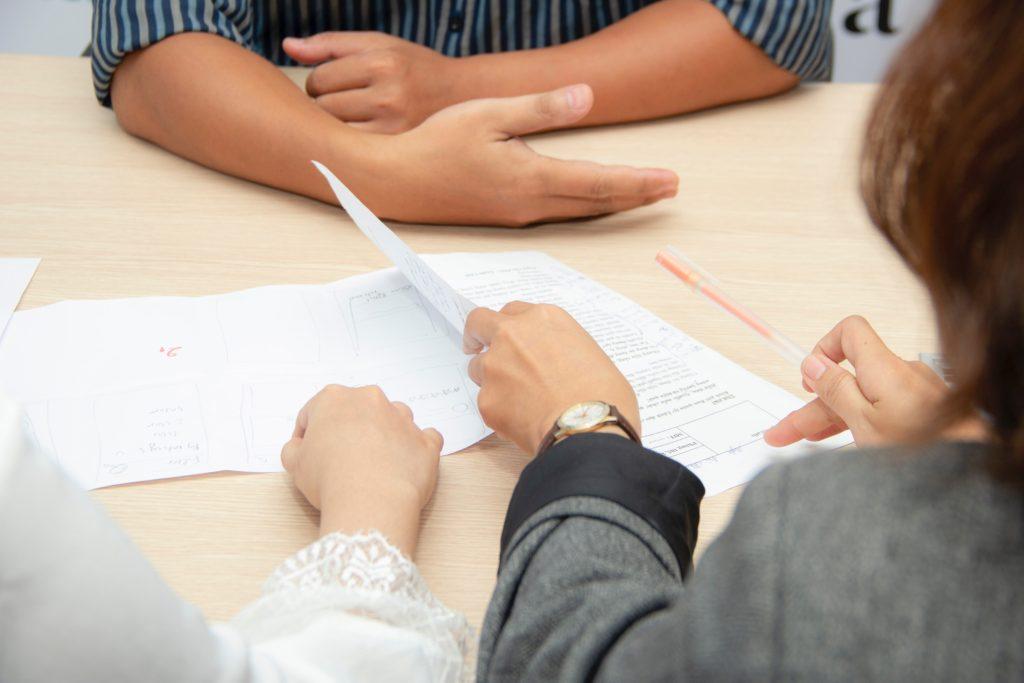 多くの学生が逆質問を勘違いしている?