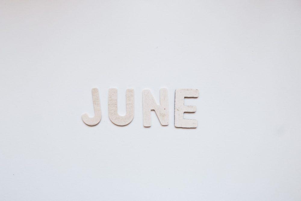社会人1年目、6月の振り返りと目標