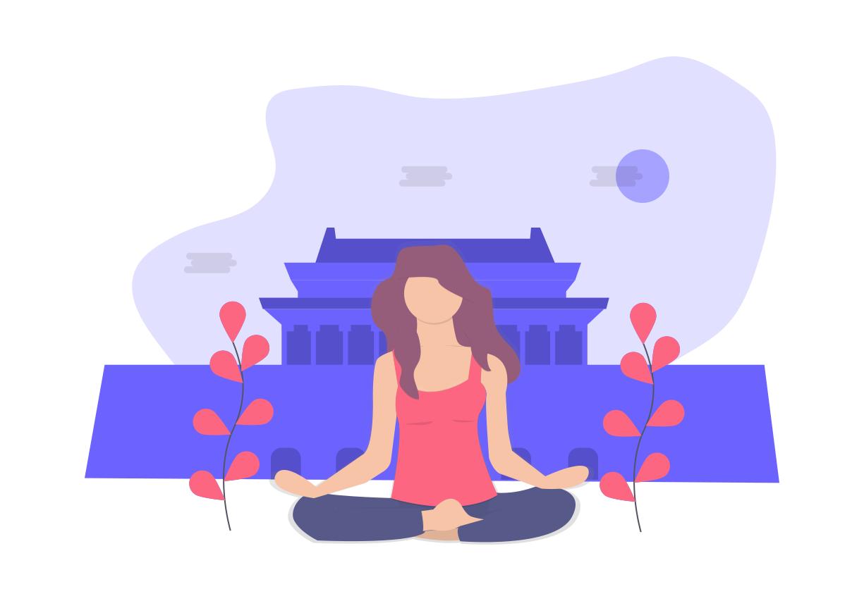 【実は効果ない?】ビジネスマンが瞑想を10日間実践して感じる効果について